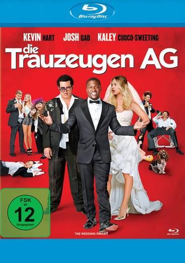 blu-ray Die Trauzeugen AG FSK: 12