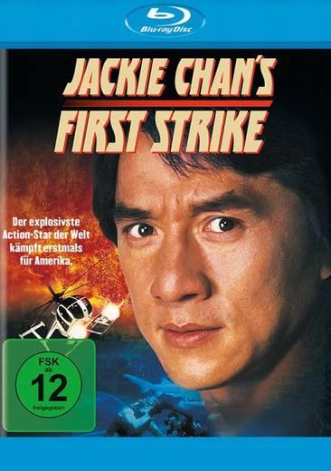 blu-ray Jackie Chans First Strike FSK: 12