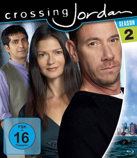 blu-ray Crossing Jordan Pathologin mit Profil FSK: 16