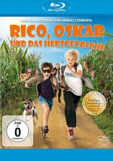 blu-ray Rico, Oskar und das Herzgebreche FSK: 0