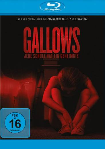 blu-ray Gallows FSK: 16