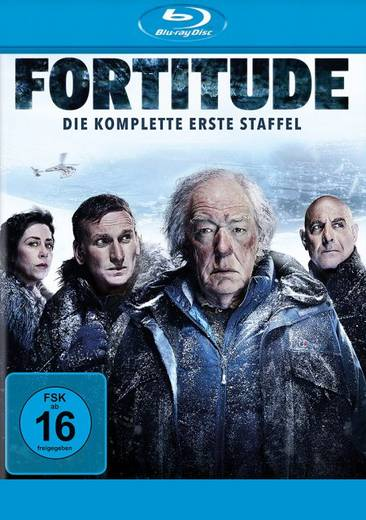 blu-ray Fortitude 1. Staffel FSK: 16