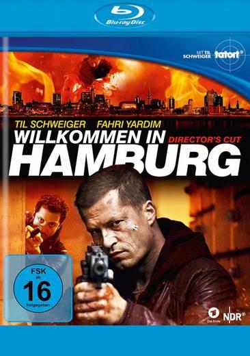 blu-ray Willkommen in Hamburg FSK: 16