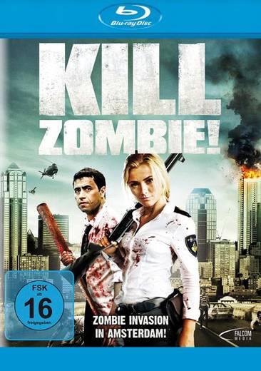 blu-ray Kill Zombie FSK: 16