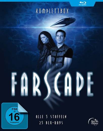 blu-ray Farscape FSK: 16