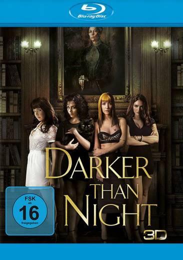 blu-ray 3D Darker Than Night FSK: 16