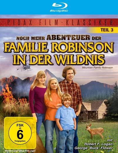 blu-ray Noch mehr Abenteuer der Familie Robinson in der Wildnis FSK: 6