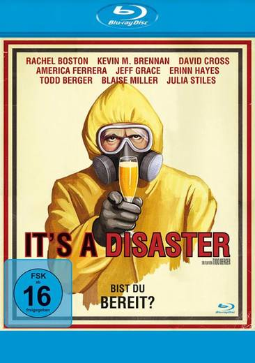 blu-ray Its a Disaster Bist du bereit? FSK: 16