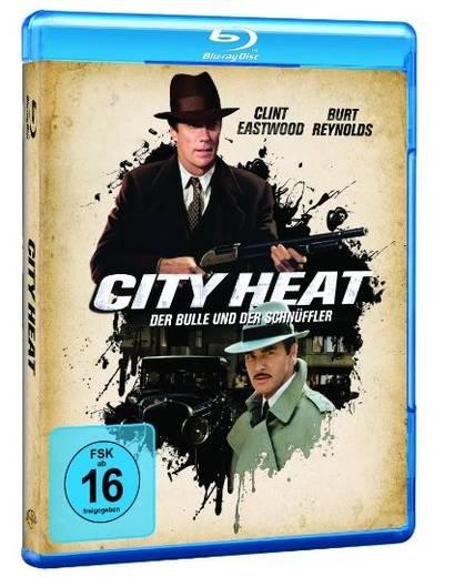 blu-ray City Heat Der Bulle und der Schnüffler FSK: 16