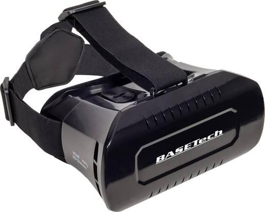 Basetech VR Pro Schwarz Virtual Reality Brille
