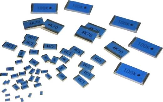 Dickschicht-Widerstand 10 kΩ SMD 0603 0.1 W 1 % 50 ppm Microtech CDF-S060310k150 1 St.