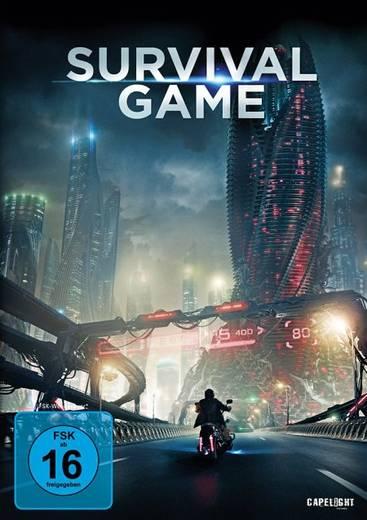 DVD Survival Game FSK: 16