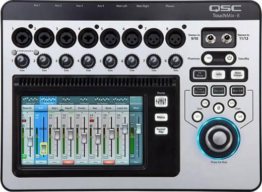 Digital-Mischpult QSC TOUCHMIX 8 Anzahl Kanäle:12 USB-Anschluss