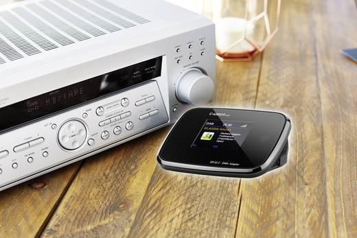 dab radio adapter albrecht dr 52 c dab ukw schwarz kaufen. Black Bedroom Furniture Sets. Home Design Ideas