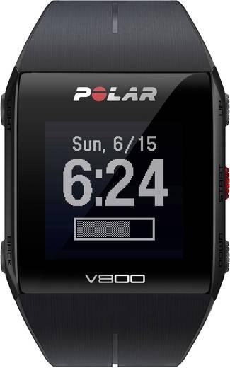 GPS-Sportuhr Polar V800 BLK Bluetooth Schwarz