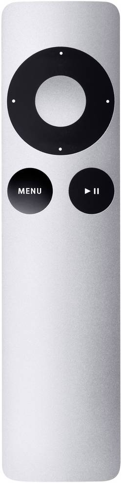 Télécommande Apple Remote noir, argent