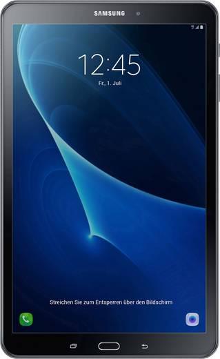 Samsung Galaxy Tab A 10.1 (2016) Android-Tablet 25.7 cm (10.1 Zoll) 16 GB GSM/2G, UMTS/3G, LTE/4G, Wi-Fi Schwarz 1.6 GHz