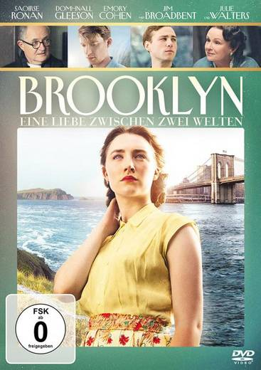 DVD Brooklyn Eine Liebe zwischen zwei Welten FSK: 0