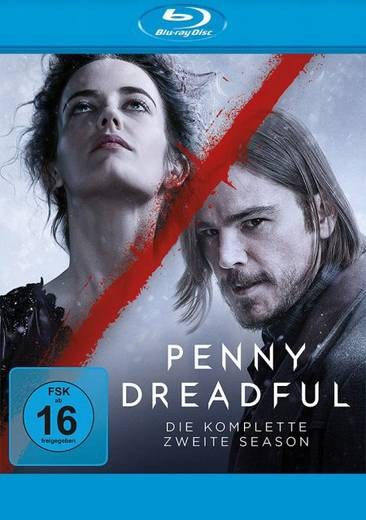 blu-ray Penny Dreadful 2. Staffel FSK: 16