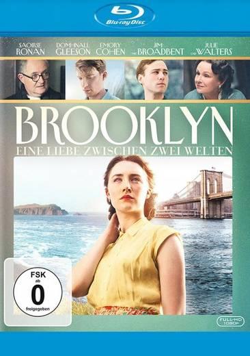 blu-ray Brooklyn Eine Liebe zwischen zwei Welten FSK: 0