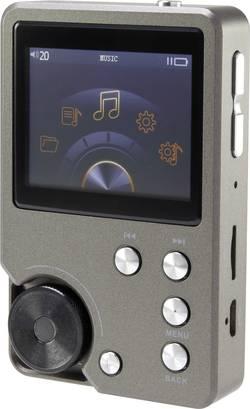 MP3 přehrávač Renkforce HFP-C2, 0 GB, antracitová