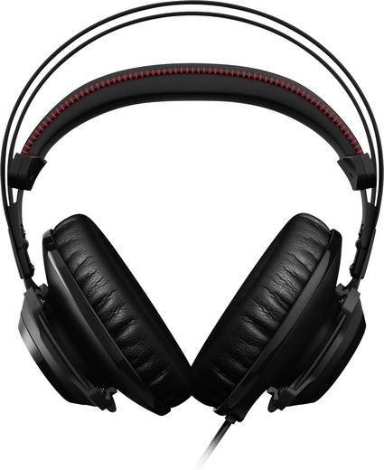 Gaming Headset 3.5 mm Klinke schnurgebunden HyperX Cloud Revolver™ Over Ear Schwarz
