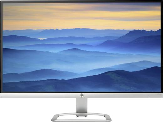 HP 27es LED-Monitor 68.6 cm (27 Zoll) EEK A+ 1920 x 1080 Pixel Full HD 7 ms HDMI™, VGA IPS LED