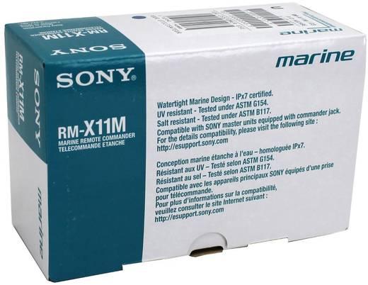 Radio-Fernbedienung Sony RM-X11M Spritzwassergeschützt