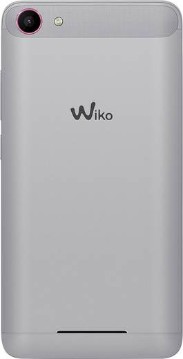WIKO Jerry Smartphone 12.7 cm (5 Zoll) 1.3 GHz Quad Core 16 GB 5 Mio. Pixel Android™ 6.0 Marshmallow Pink, Silber