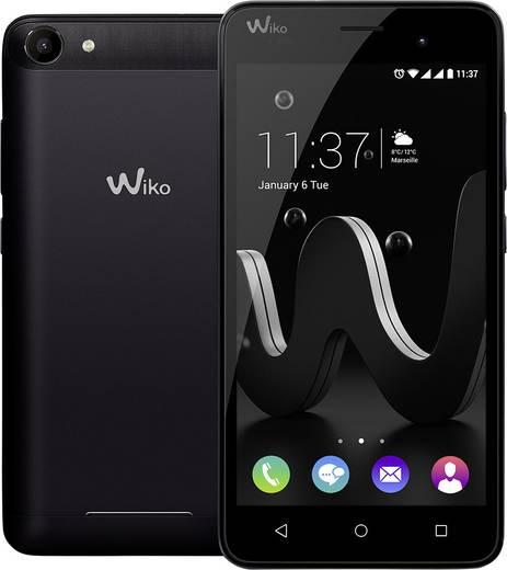 WIKO Jerry Smartphone 12.7 cm (5 Zoll) 1.3 GHz Quad Core 16 GB 5 Mio. Pixel Android™ 6.0 Marshmallow Schwarz
