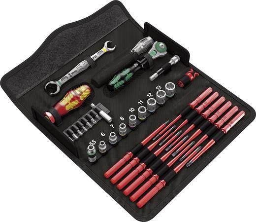 Heimwerker Werkzeugset in Tasche 35teilig Wera KK W 1 05135926001