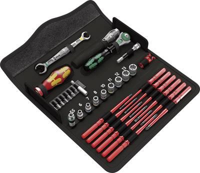 Wera KK W 1 05135926001 Heimwerker Werkzeugset in Tasche 35teilig