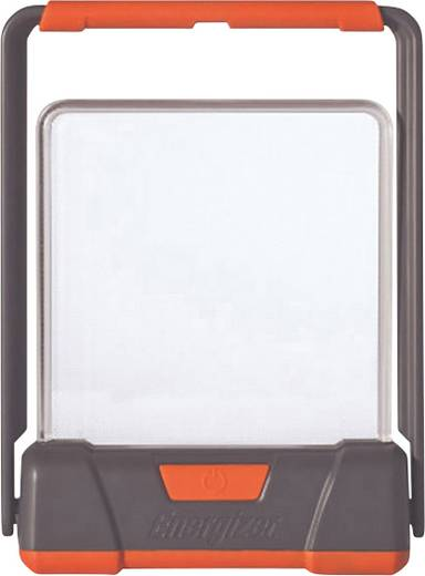 LED Camping-Leuchte Energizer Compact Lantern batteriebetrieben 345 g Dunkel-Grau, Orange E300461000
