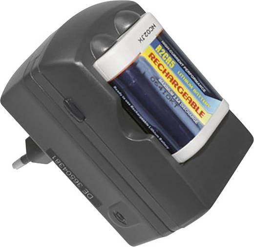 Rundzellen-Ladegerät LiIon inkl. Akkus Connect 3000 2CR5 Lader 2CR5