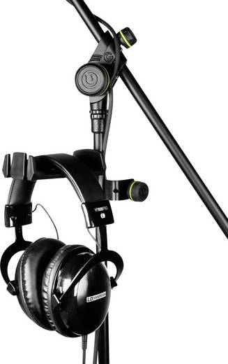 Kopfhörerständer Gravity HPHMS 01 B Schwarz-Grün