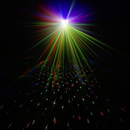 LED-Effektstrahler Cameo Superfly FX Anzahl LEDs:4 x 3 W
