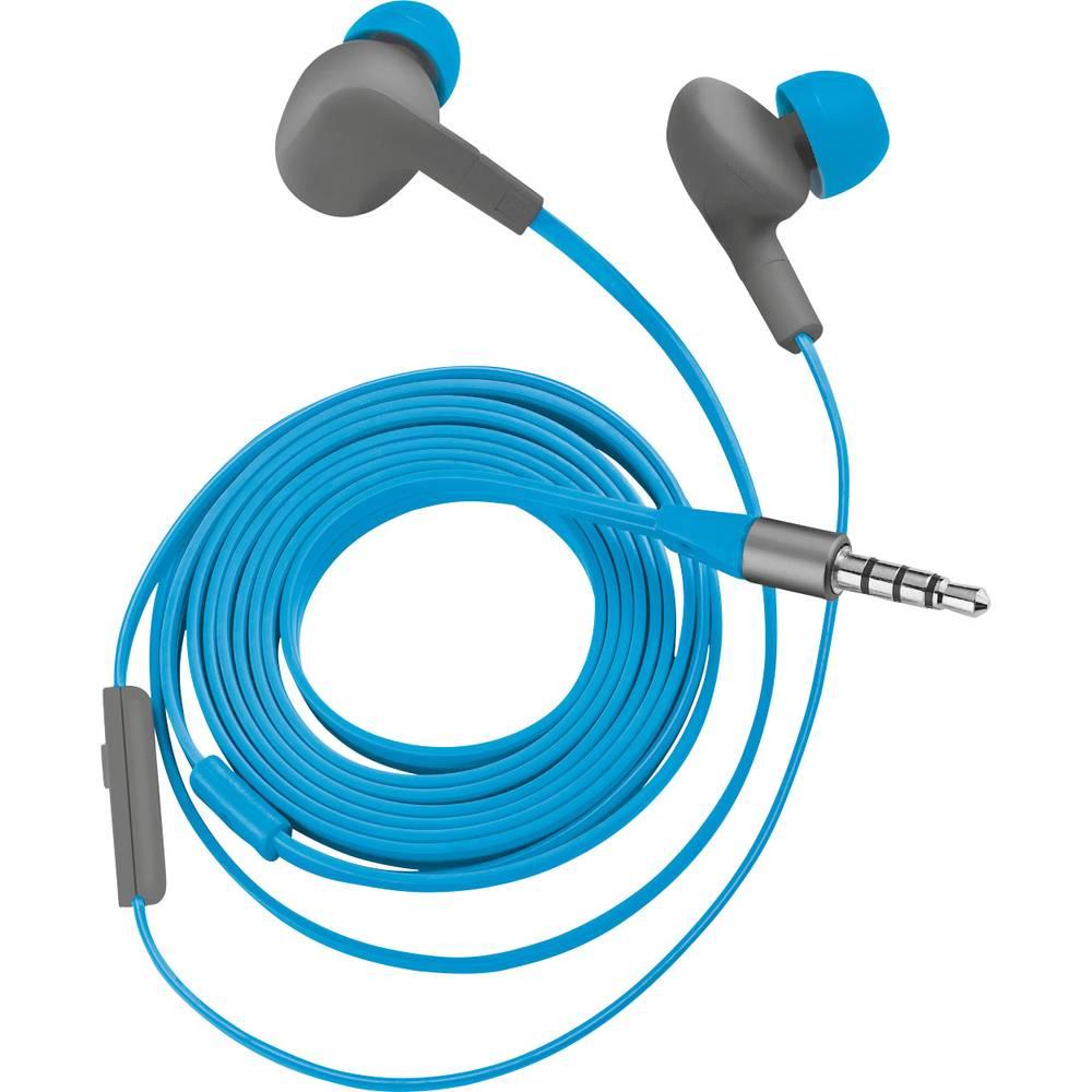 Trust Aurus Sports Headphones In-ear Headset, Sweat-resistant, Water ...