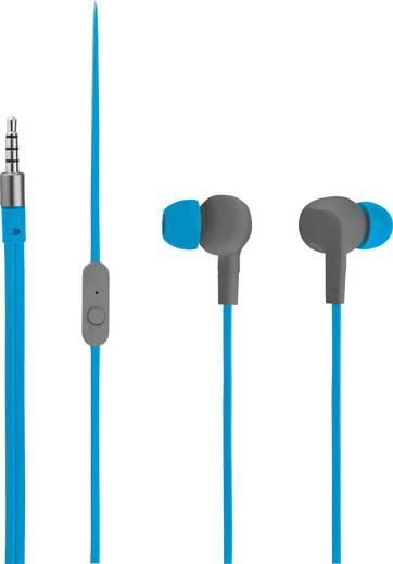 Trust Aurus Sport Kopfhörer In Ear Headset, Schweißresistent, Wasserabweisend Blau
