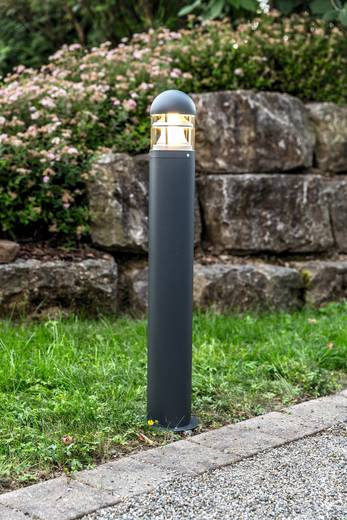 Außenstandleuchte LED E27 12 W Heitronic Maris 35992 Graphit