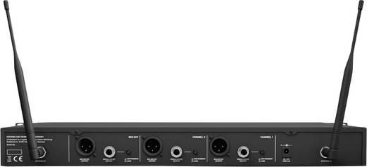 Headset Funkmikrofon-Set LD Systems U508 BPH2 Übertragungsart:Funk inkl. Windschutz
