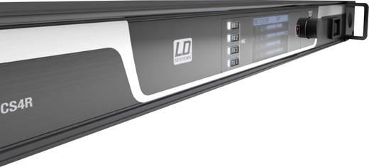 Schwanenhals Funkmikrofon-Set LD Systems Übertragungsart:Funk