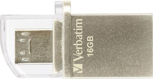 USB-Zusatzspeicher Smartphone/Tablet Verbatim OTG Micro Drive 16 GB USB 3.0, Micro USB 2.0