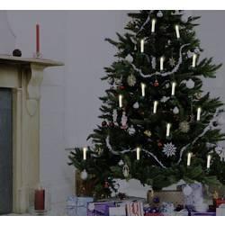 LED bezdrôtové osvetlenie vianočného stromčeka Polarlite sviečka, vnútorné PL-8388735, na batérie