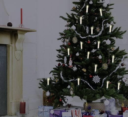 Weihnachtsbaum Led Beleuchtung | Polarlite Pl 8388735 Funk Weihnachtsbaum Beleuchtung Kerze Innen