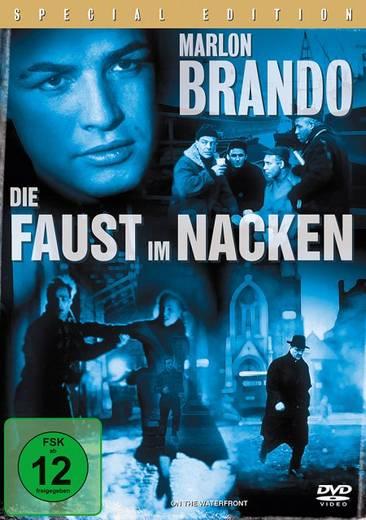DVD Die Faust im Nacken FSK: 12