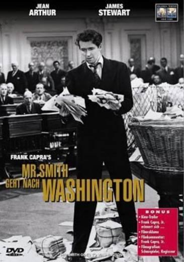 DVD Mr. Smith geht nach Washington FSK: 0