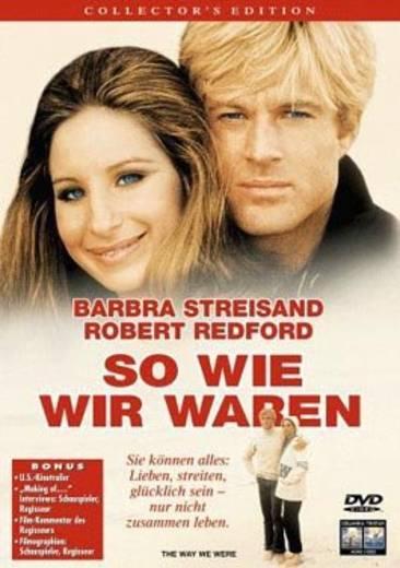 DVD So wie wir waren FSK: 12