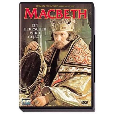 DVD Macbeth Ein Herrscher wird gejagt FSK: 16 Preisvergleich