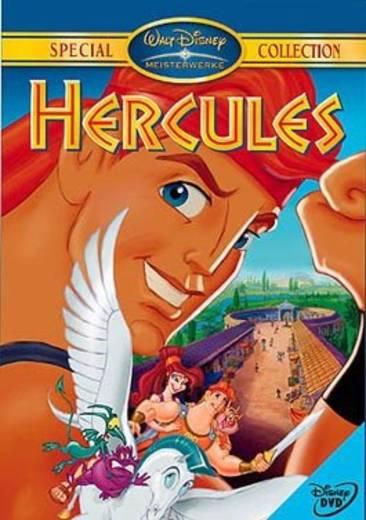 DVD Hercules FSK: 0