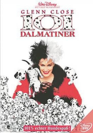 DVD 101 Dalmatiner FSK: 6